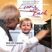 Lessons with Bach: Complete Inventions and Sinfonias, Little Preludes