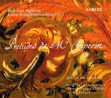 Louis Couperin edition vol.1