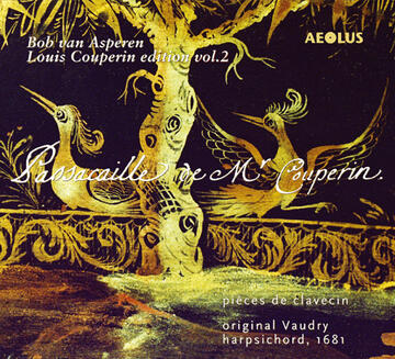 Louis Couperin edition vol.2