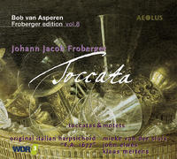 AE10134 Froberger, Johann Jacob Toccata