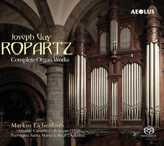 AE10391 Guy-Ropartz, Joseph Complete Organ Works