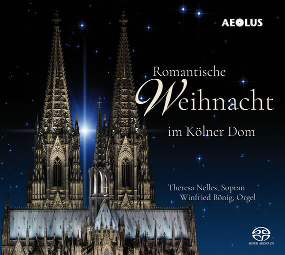 AE11271  Romantic Christmas at Cologne Cathedral