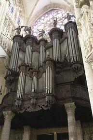 rouen abbatiale saint ouen orgue instruments aeolus aeolus. Black Bedroom Furniture Sets. Home Design Ideas