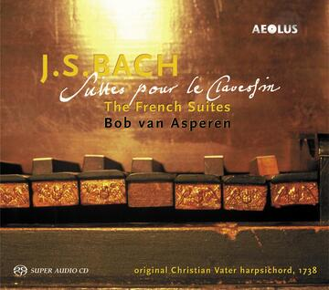 AE-10084 Bach: The French Suites