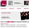 Bob van Asperen wins listening comparison on France Musique